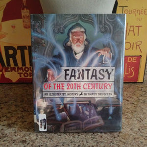 Other - Fantasy of the 20th Century Coffee Table Art Book